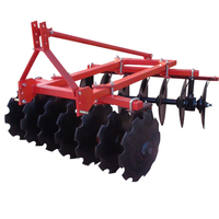 China manufacturer 3-point hydraulic pressure disc harrows for sale