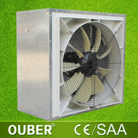 National 18000m3h 220 volt exhaust fan for greenhouse