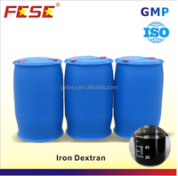 Safe and efficient superior cheap 10% iron dextran solution pharmaceutical raw material