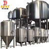 3000L large beer factory beer plant whole set brewing system