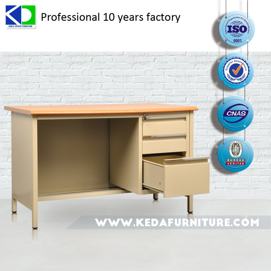 Good quality office furniture staff use one person computer desk buy office furniture computer - Quality office desk ...