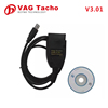 Wholesale price High quality obd2 car diagnostic code reader Vag Tacho 3.01+ Opel Immo Airbag