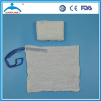 Disposable pre-washed Abdominal swabs x ray detectable