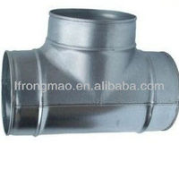 Air Duct Fittings Tee Piece