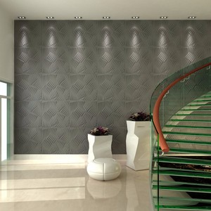 jasper 3d embossed art interior wall decoration cartoon wall tile