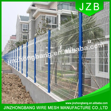 Factory promotion product Galvanized Garden Fence/powder coated wire mesh panels/welded decorative mesh fence