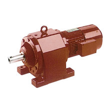 Agricultural mower Gearbox