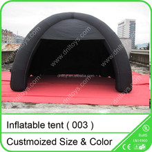 Outdoor inflatable exhibition tent