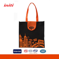INITI High Quality Factory Sale Non-woven Folded Bag