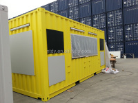 20'/40' ISO Shipping House Container From China