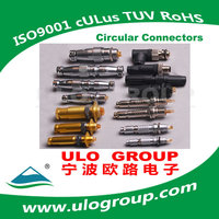 Good Quality Cheapest Circular Waterproof Usb Female Connector Manufacturer & Supplier - ULO Group