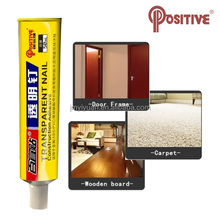 Transparent glue for wood & parquet adhesive