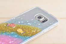 Sublimation Designs Slim Fitted Rubber Tpu Gel Skin Case for Samsung Galaxy S6 Edge