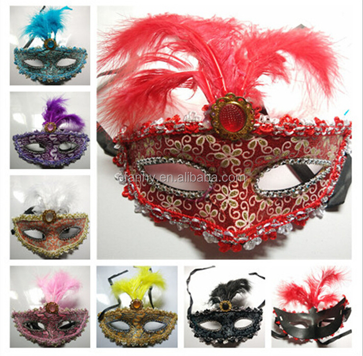 New product autumn and winter fashion jewelry female mask