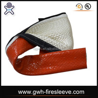 fire resistant sealant / fire sleeve and tape