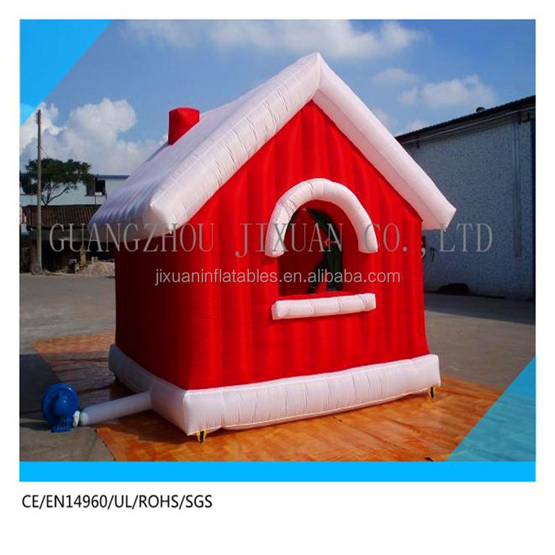 inflatable yard decorations christmas, inflatable christmas igloo