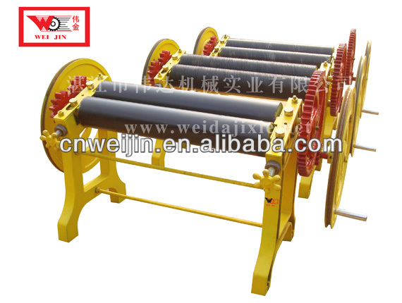 hand operated rubber sheeting machine two roll rubber mixing mill