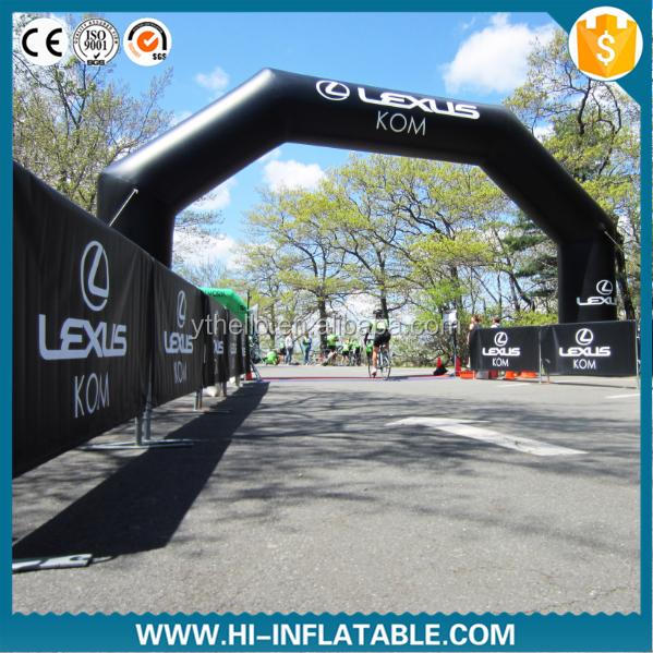 Promotion Inflatable Sports Arch for sport/event