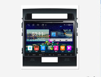 10.2 Inch Android 7.1 Quad Core 3G wifi MP3 MP5 Touch Screen Player Car DVD For Toyota Land Cruiser