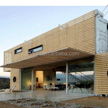 Luxury Container House Villa and Mobile Home Frames Whole Sale