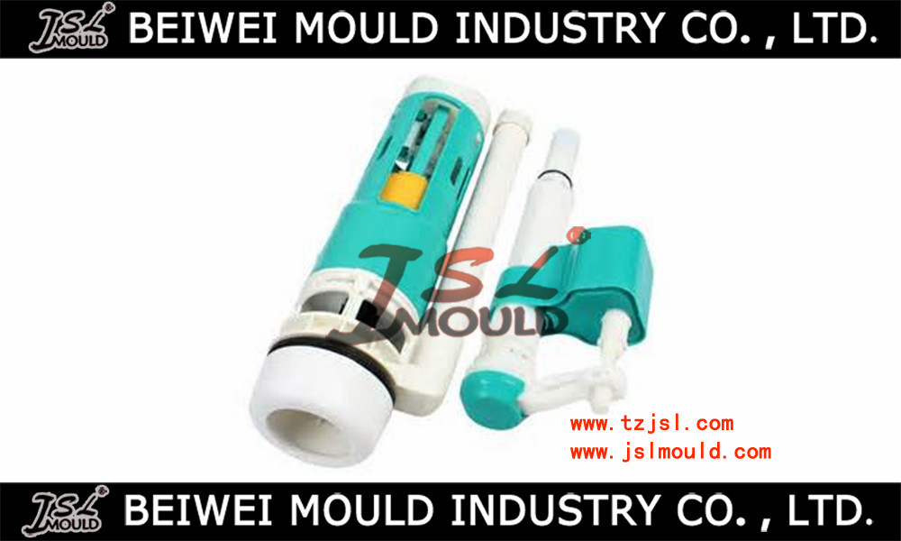Plastic Toilet Water Tank Flush Valve Mould