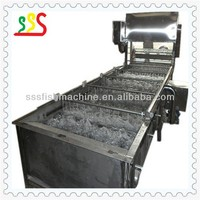 automatic high throughput best price fish cleaning machine