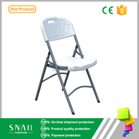 White wedding PP folding chairs/event chair