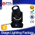China Moving Head 17R Beam lighting 350 stage moving head light sharpy