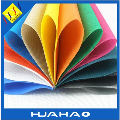 100% Polyester Spunbond and Nonwoven Calendered Fabric