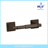 Metal Oil Rubbed Bronze Roll Toliet Paper Holder Bathroom Accessories (2480-P01OB)