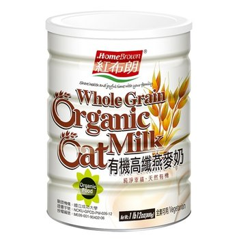 Whole Grain Organic Oat Milk
