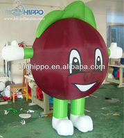 custom size/design advertising inflatable Fruit