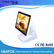 HBA-Q5 Grade A 15 inch Touch Screen POS Machine All in One for Restaurant,Cashier