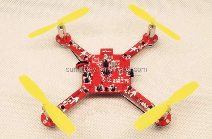 51 MCU STC IAP15W4K open source DIY 4-axis aircraft microcontroller 51 airplane Aircraft