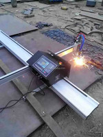 Mini CNC Portable Plasma Cutter, Flame/Plasma cutter