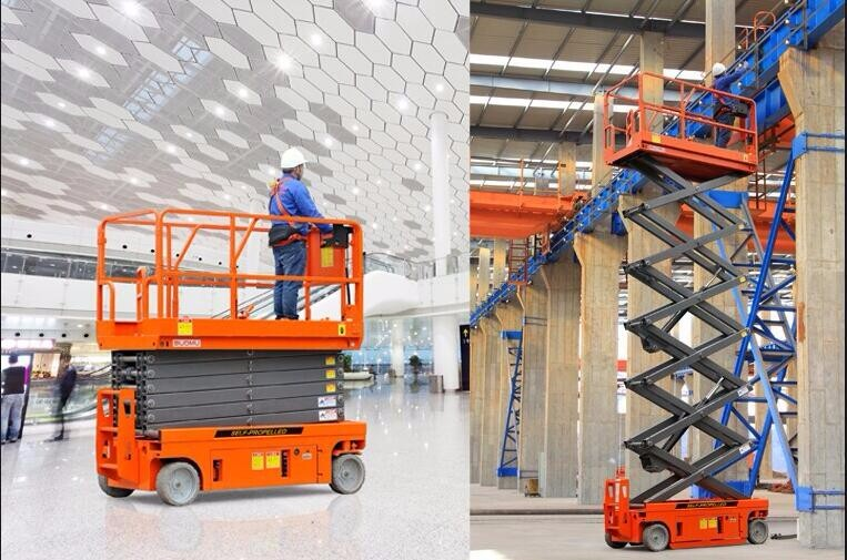 Cheap price 6 m hydraulic diy scissor lift for sale