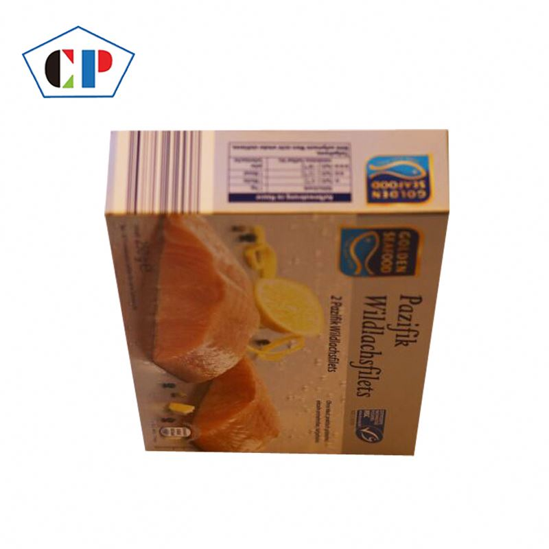 Disposable Sushi Packaging Paper Food Box