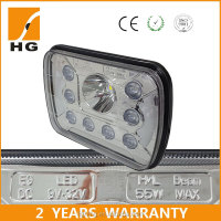 factory price 7x6 led headlight embark led daytime running lights