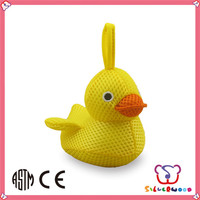 SEDEX Factory sandwich quick-drying baby bath toy yellow duck