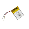 UN38.3, CE, Rohs, MSDS approved 302530 3.7v 150mah lithium polymer battery