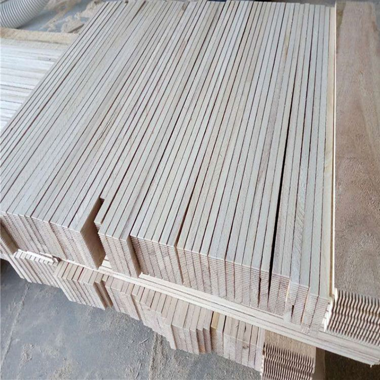 Finger Jointed Wood Panels Paulownia Wood for Surfboards