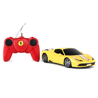 Kids gift remote control 4 wheels 1 24 scale model car