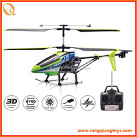 hot 3ch metal gyro rc flying light up helicopter for sale alloy metal rc helicopter RC0012611