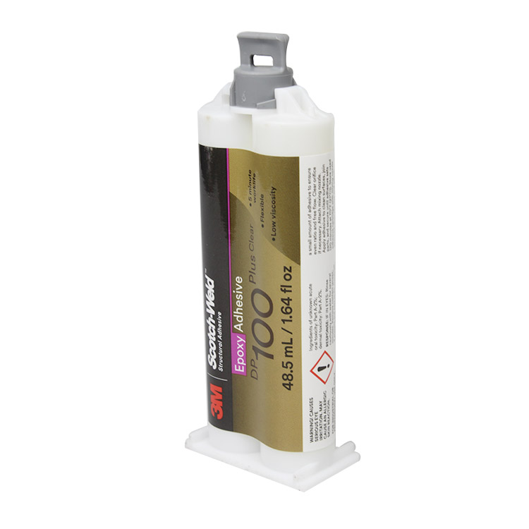 3M Fast Setting 2 Part Epoxy <strong>Glue</strong> for Plastic DP100PLUS Clear