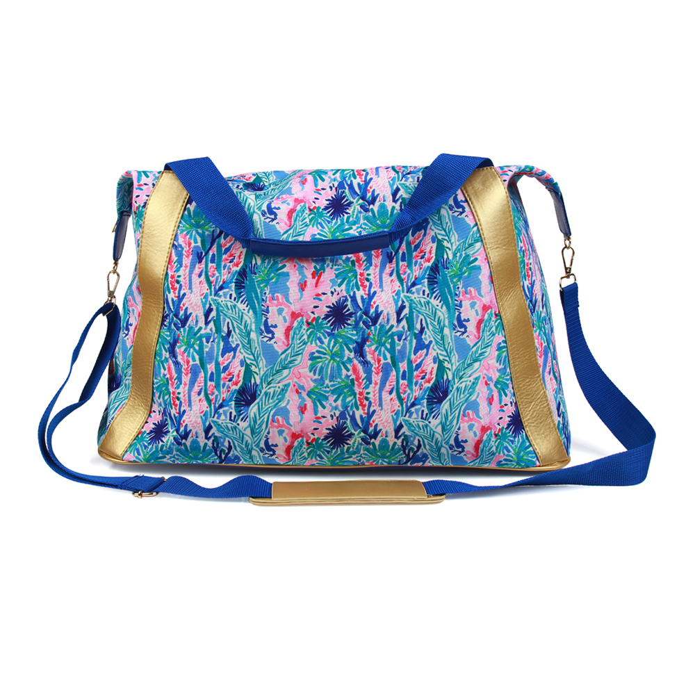 Wholesale Women Utility Lilly Pulitzer Travel Tote Bag