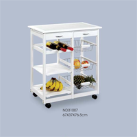Fashion Simple Movable Kitchen Furniture