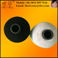 glove knitting rubber covered elastic thread