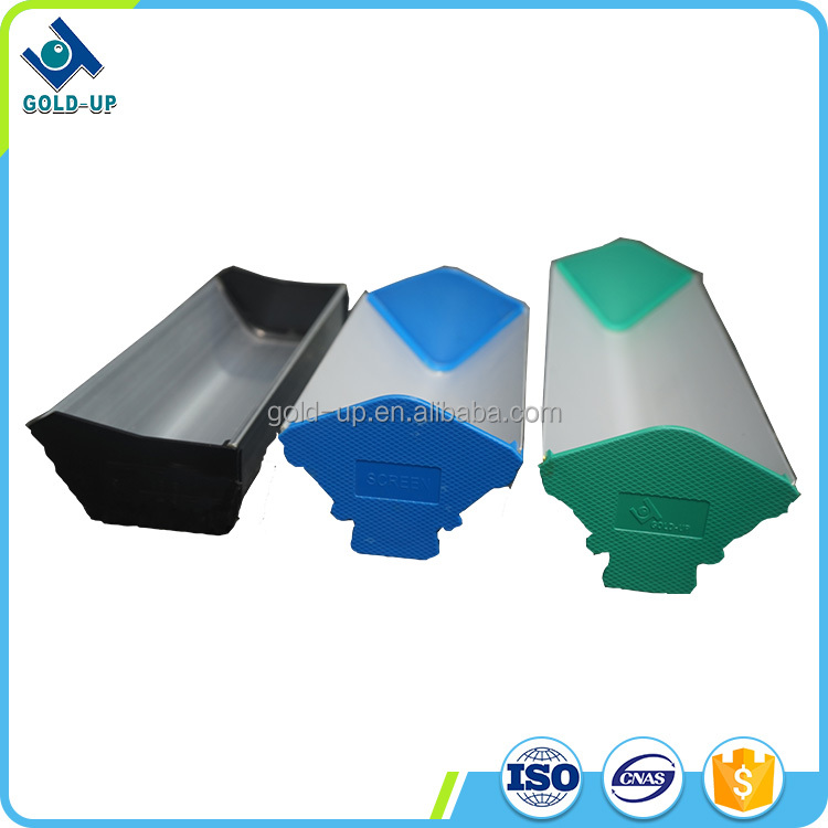 Best aluminum screen printing emulsion scoop coater for photo emulsion from Shanghai Gold-up
