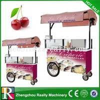 China Machinery Centre Small size mobile food trailer for hot dog sale