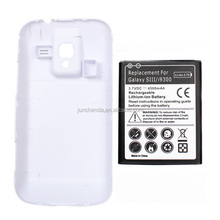 For Samsung S3 i9300 Mobile Phone External Extended Battery with Back Cover 4500mAh High Capacity
